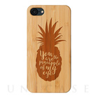 【iPhone7 ケース】kibaco (YOU ARE THE PINEAPPLE)
