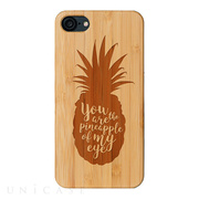 【iPhone8/7 ケース】kibaco (YOU ARE THE PINEAPPLE)