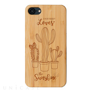 【iPhone8/7 ケース】kibaco (EVERYBODY LOVES THE SUNSHINE)
