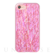 【iPhoneSE(第2世代)/8/7 ケース】Shell case (PINK)