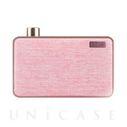 【スピーカー Bluetooth】CANVAS (Pink)