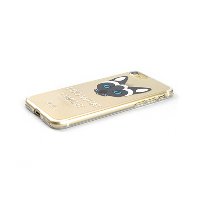 【iPhone8/7 ケース】CAT CASE CLEAR for iPhone7サブ画像