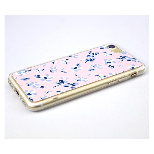 【iPhone8/7 ケース】Flower Series for iPhone7(Pink)サブ画像