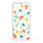【iPhone7 ケース】Flower Series (White)