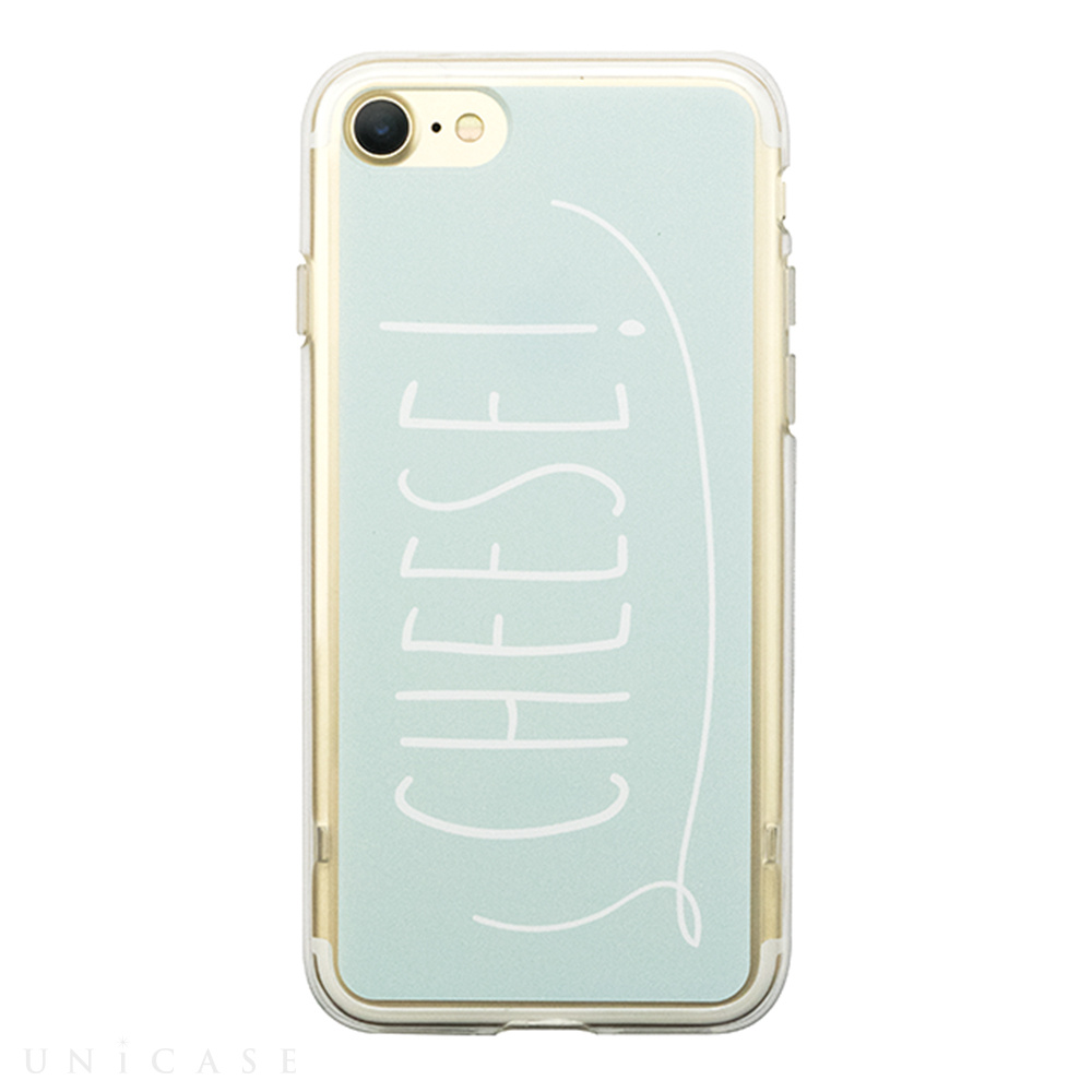 【iPhone8/7 ケース】Typo Series for iPhone7(GREEN)