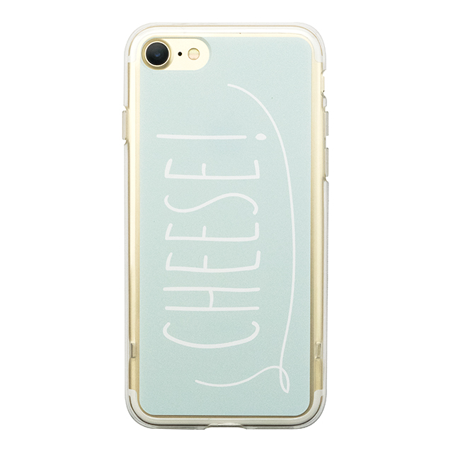 【iPhone8/7 ケース】Typo Series for iPhone7(GREEN)サブ画像
