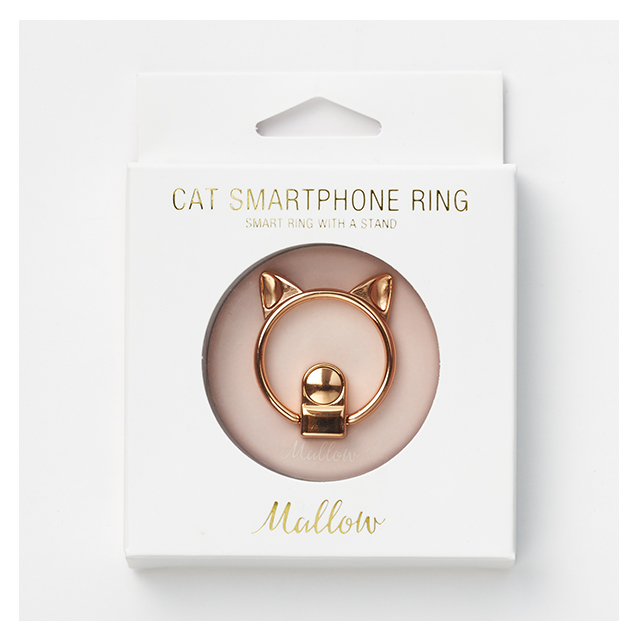 CAT SMARTPHONE RING (PINK)サブ画像