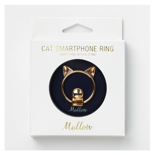 CAT SMARTPHONE RING (NAVY)サブ画像