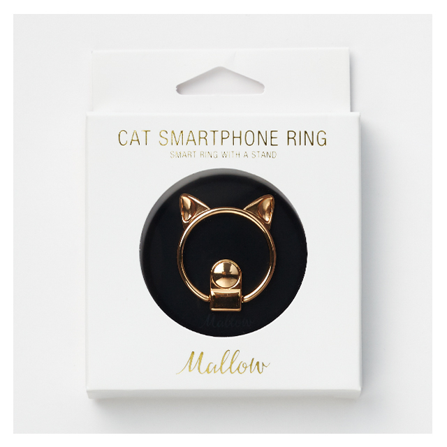 CAT SMARTPHONE RING (BLACK)サブ画像