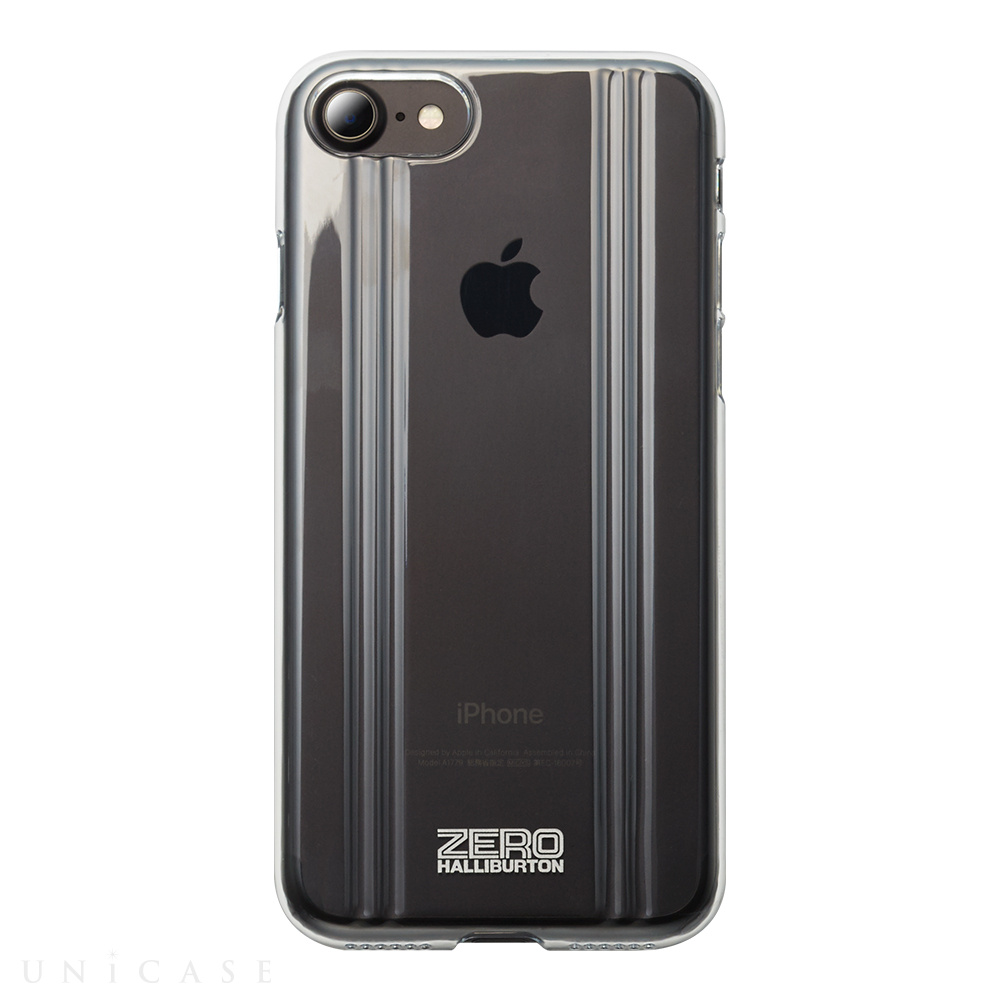 【iPhone7 ケース】ZERO HALLIBURTON PC for iPhone7(CLEAR)
