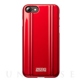 【iPhone8/7 ケース】ZERO HALLIBURTON PC for iPhone7(RED)
