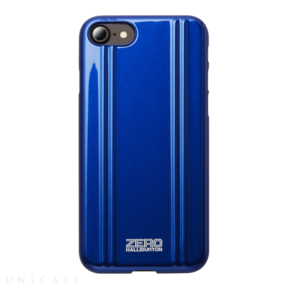 【iPhone7 ケース】ZERO HALLIBURTON PC for iPhone7(BLUE)