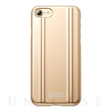 【iPhone8/7 ケース】ZERO HALLIBURTON PC for iPhone8/7(GOLD)