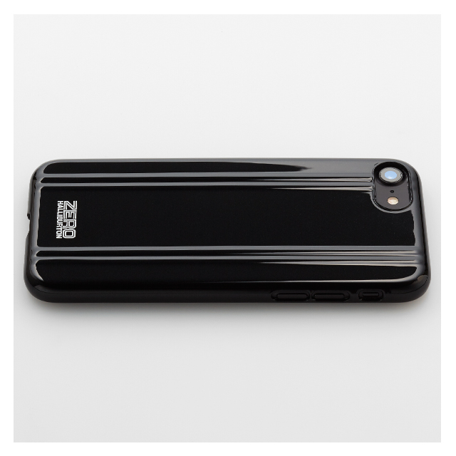 【iPhone8/7 ケース】ZERO HALLIBURTON PC for iPhone8/7(BLACK)サブ画像