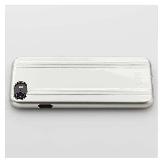 【iPhone8/7 ケース】ZERO HALLIBURTON PC for iPhone8/7(SILVER)goods_nameサブ画像