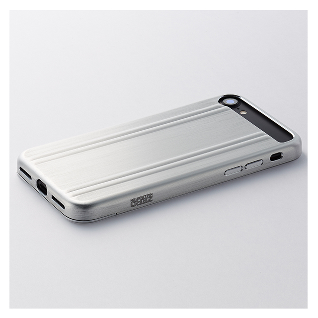 【iPhone7 ケース】ZERO HALLIBURTON for iPhone7(SILVER)サブ画像