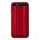 【iPhone7 ケース】ZERO HALLIBURTON for iPhone7(RED)