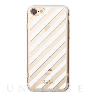 【iPhone7 ケース】Blanc (Stripe)