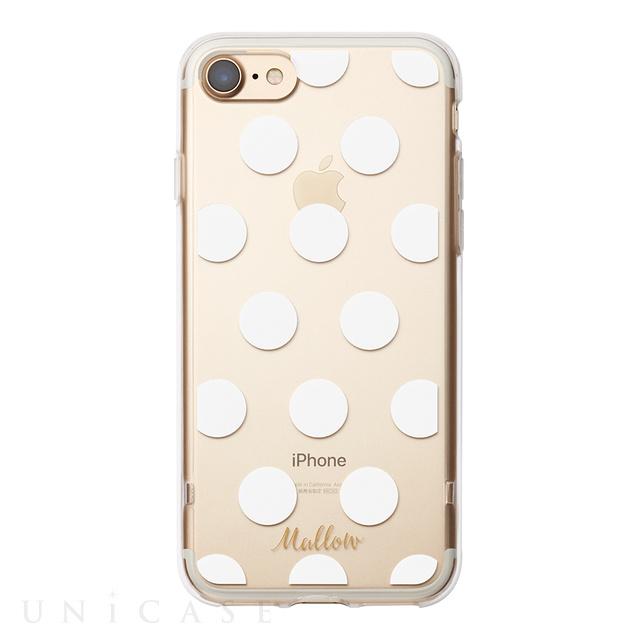 【iPhone8/7 ケース】Blanc (Dot)