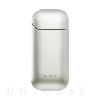 【IQOS(アイコス)ケース】IQOS JACKET (SILVER)
