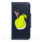 【iPhone7 ケース】Fruits in Juice iPhone case (La France)