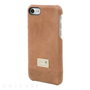 【iPhone7 ケース】FOCUS CASE (BROWN LEATHER)