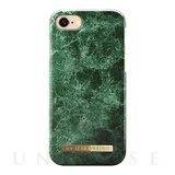 【iPhone8/7 ケース】Fashion Case (Green Marble)