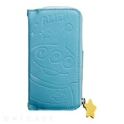 【iPhone8/7 ケース】Disney Characters iCoin DIARY COVER (エイリアン)