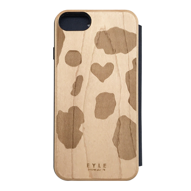 【iPhone8/7/6s/6 ケース】Maple Flip Case (COW)サブ画像