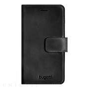 【iPhone8 Plus/7 Plus ケース】Booklet case Zurigo (Black)