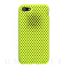 【iPhone7 ケース】Mesh Case (Lime Yellow)