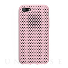 【iPhone7 ケース】Mesh Case (Pink)