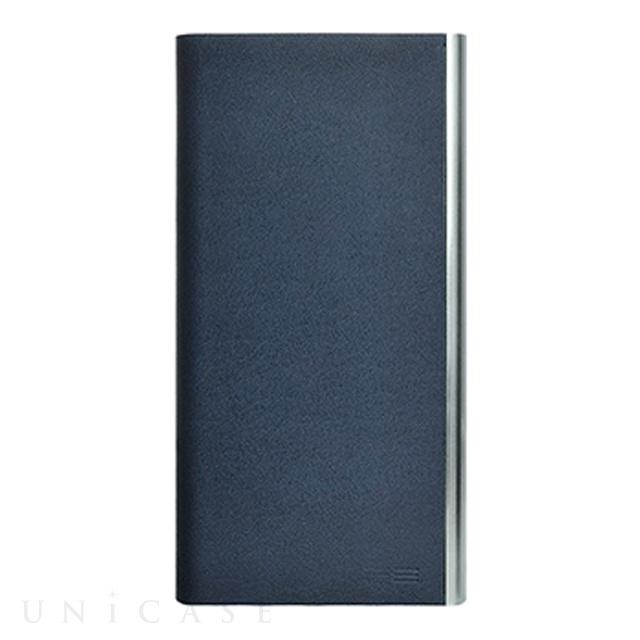 68ec2c0103 iPhone8/7 ケース】Flip Jacket 本牛革ヌメ (ネイビー) パワーサポート ...