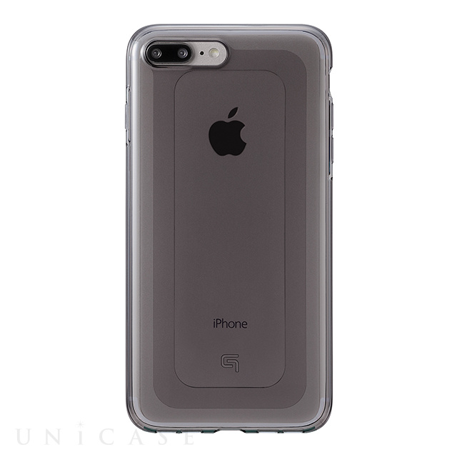 "【iPhone8 Plus/7 Plus ケース】""GEMS"" Hybrid Case (Onyx Black)"