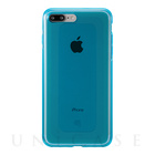"【iPhone7 Plus ケース】""GEMS"" Hybrid Case (Turquoise Blue)"