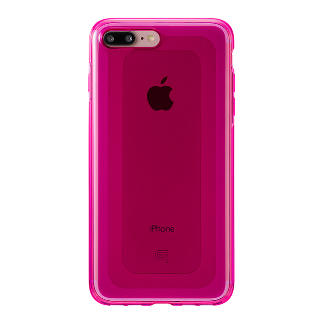"【iPhone8 Plus/7 Plus ケース】""GEMS"" Hybrid Case (Ruby Pink)サブ画像"