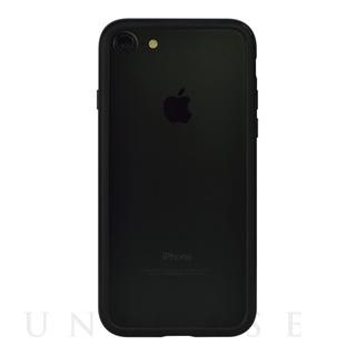 【iPhone7 ケース】Arc bumper (ピアノブラック)