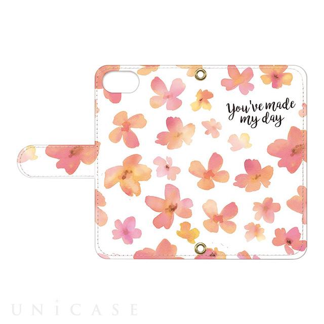 【iPhone8/7/6s/6 ケース】Oilshock Designs (Flower)