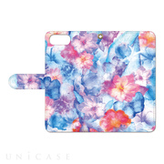 【iPhone8 Plus/7 Plus ケース】Oilshock Designs (Watercolor flower2)