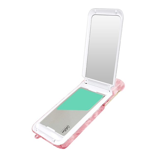 【iPhone8/7/6s/6 ケース】iCompact (Marble Pink)サブ画像