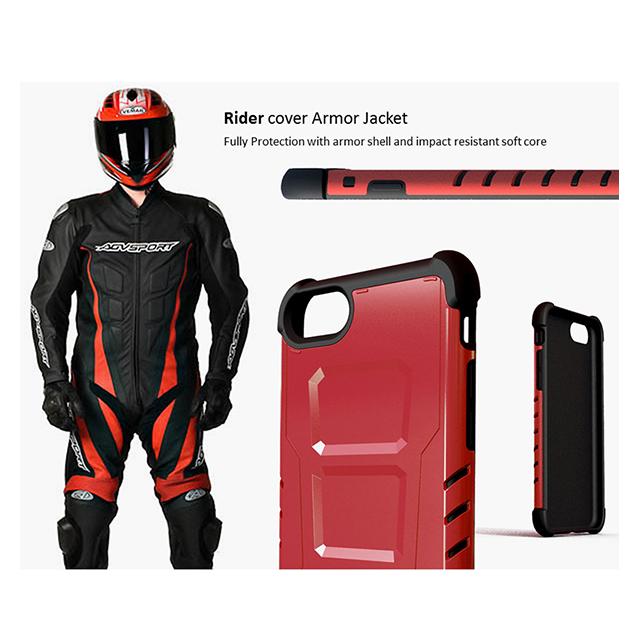 a51c821776 iPhone8 Plus/7 Plus ケース】Armor Suit Rider Jacket (Red) + Newton ...