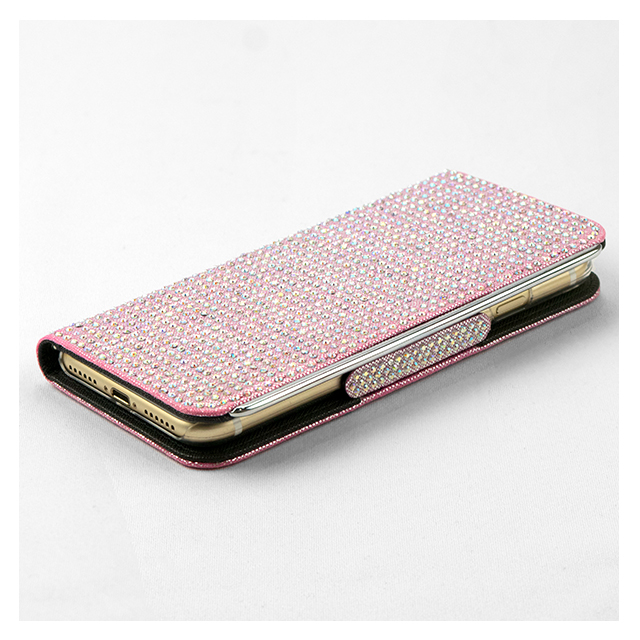 【iPhone8/7 ケース】Victoria Diary for iPhone7 Pinkサブ画像