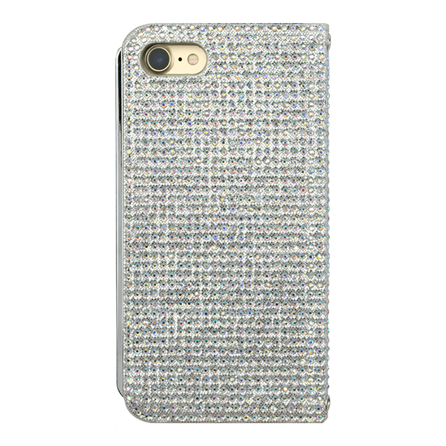 【iPhone8/7 ケース】Victoria Diary for iPhone7 Silverサブ画像