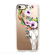 【iPhone7 ケース】Deer Head Skull and...