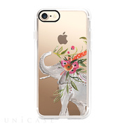 【iPhone8/7 ケース】Boho Elephant by Bari J. Designs