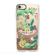 【iPhone8/7 ケース】Cactus Garden - Dont Be A Prick