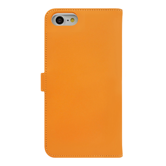 【iPhone8/7 ケース】COWSKIN Diary (Buttercup×Orange)サブ画像