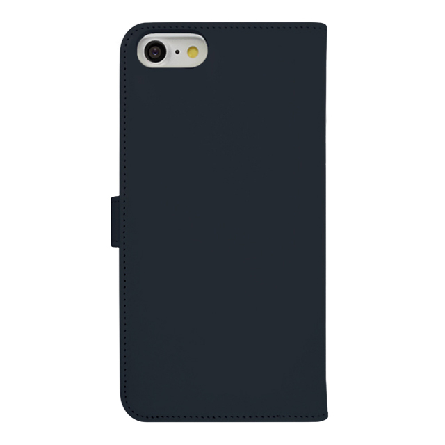 【iPhone8/7 ケース】COWSKIN Diary (Navy×Pink)サブ画像