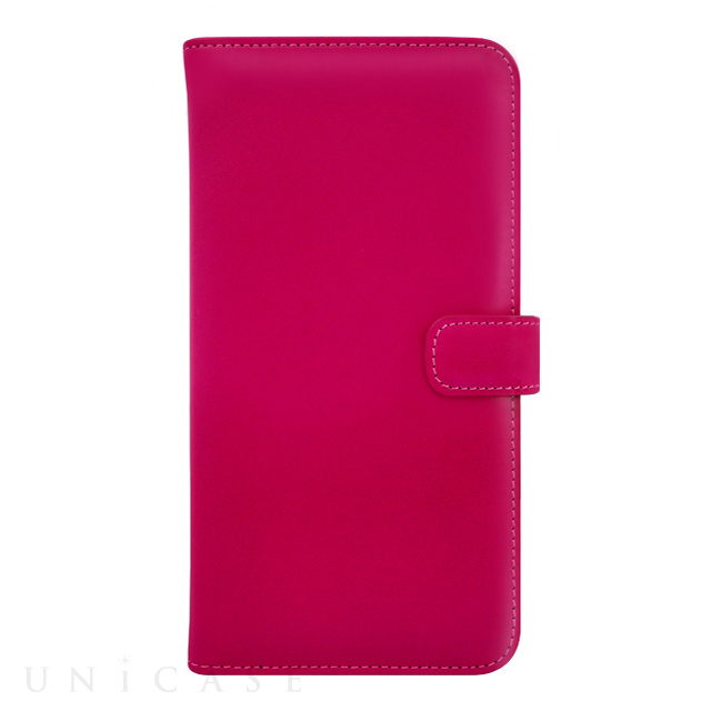 【iPhone8/7 ケース】COWSKIN Diary (Pink×Blue)