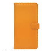【iPhoneSE(第2世代)/8/7 ケース】COWSKIN Diary (Buttercup×Orange)